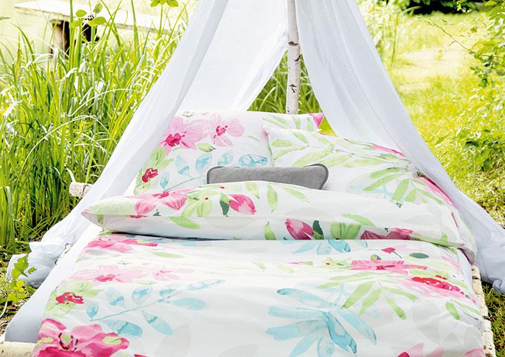 Komfortable Und Anschmiegsame Bettwäsche. Bei Möbel Rundel Können Sie Neben  Einrichtungsgegenständen Für ...
