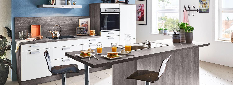 Kleine Küchen kaufen bei Möbel Rundel in Ravensburg