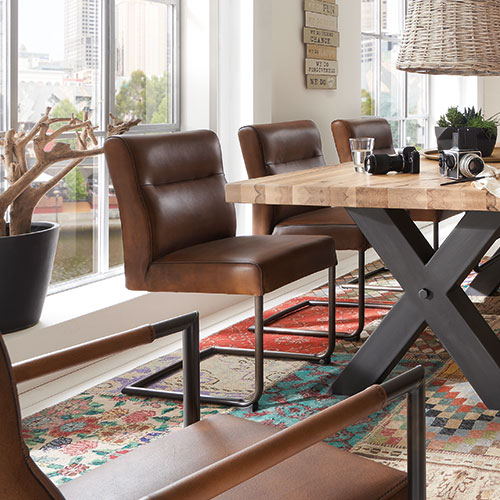 Schwingstuhl ohne armlehne m bel rundel for Schwingstuhl mit armlehne