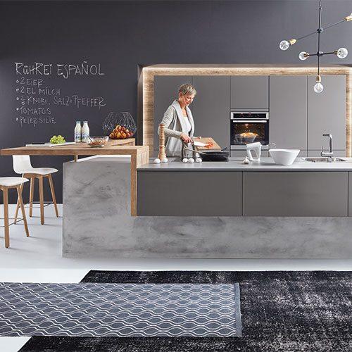 Culineo Küche Edles Design » Möbel Rundel
