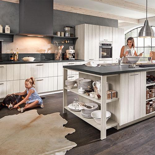 Culineo Küche Landhausstil