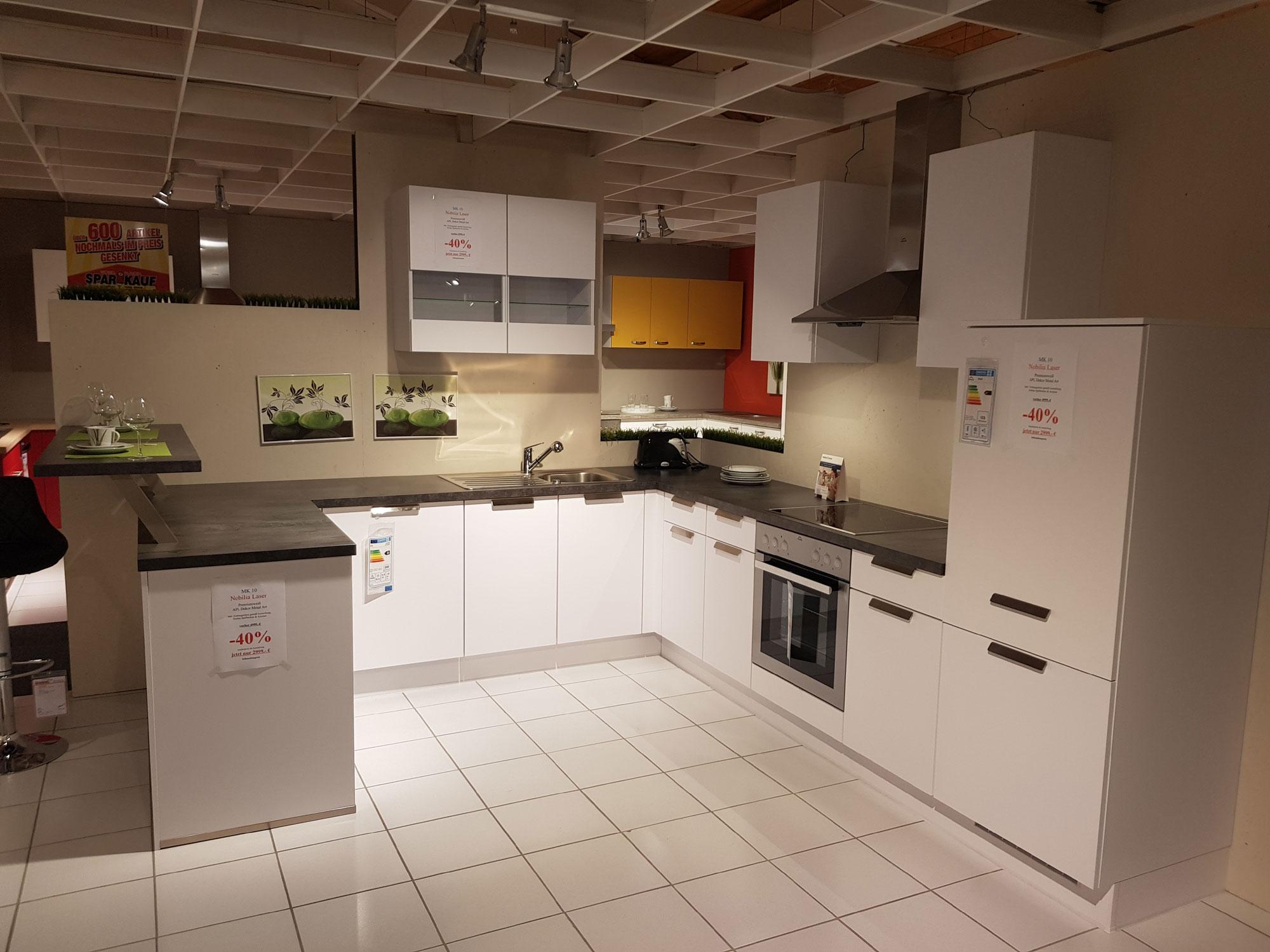Nobilia Küche A Möbel Rundel