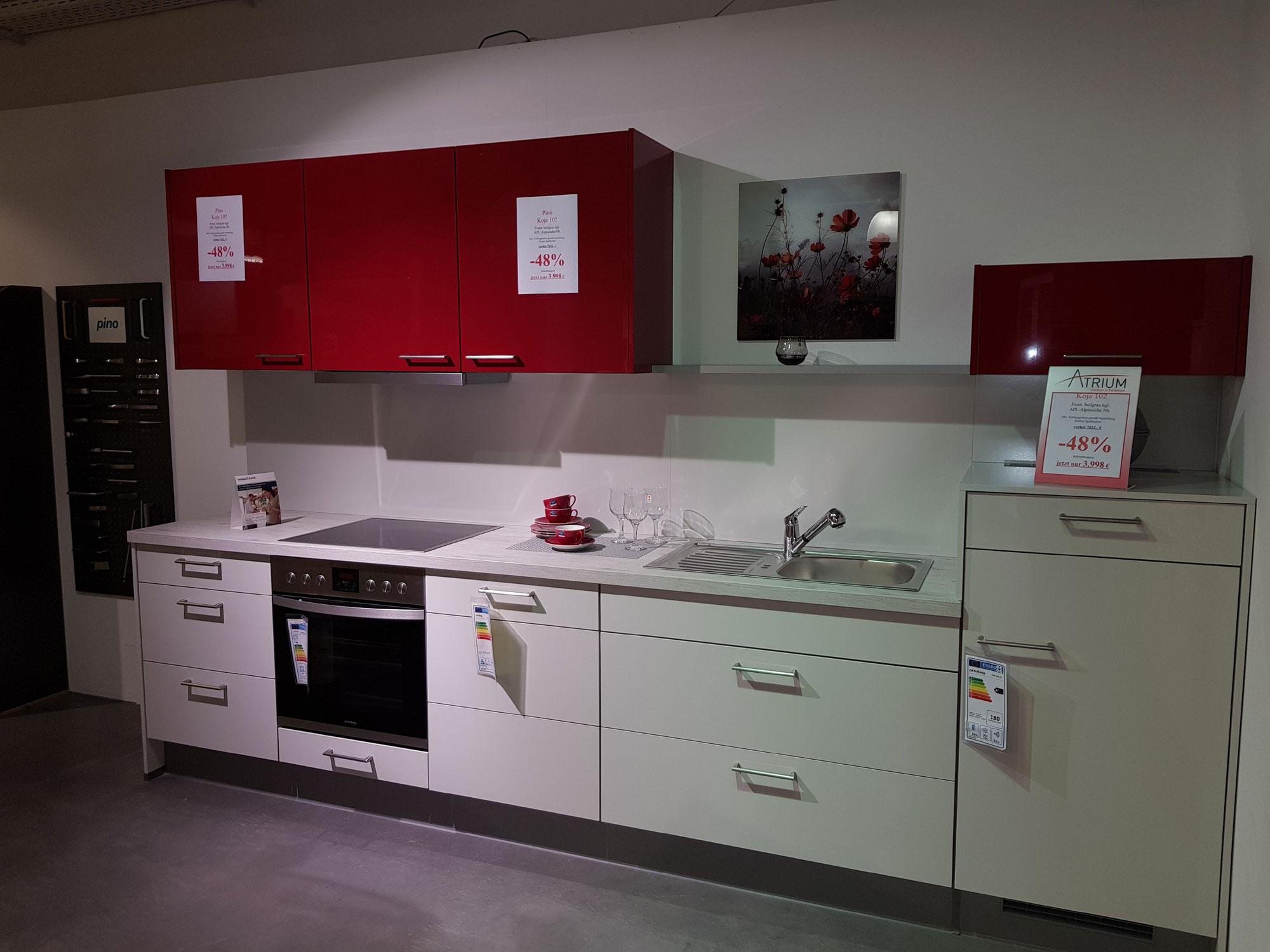 Pino Küche 326491 » Möbel Rundel