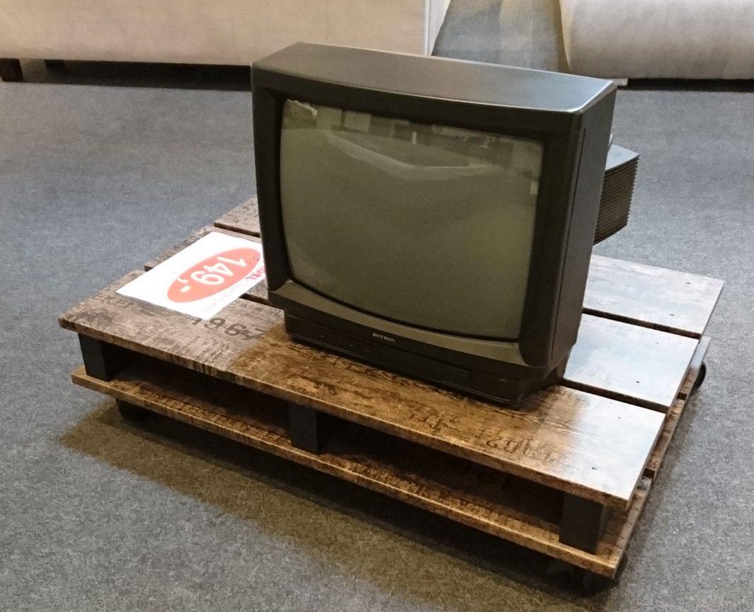Tv teil 554261 08 m bel rundel for Wohnwand ohne tv teil
