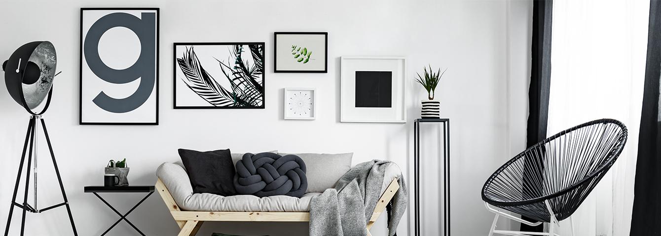 bilder richtig aufh ngen m bel rundel. Black Bedroom Furniture Sets. Home Design Ideas