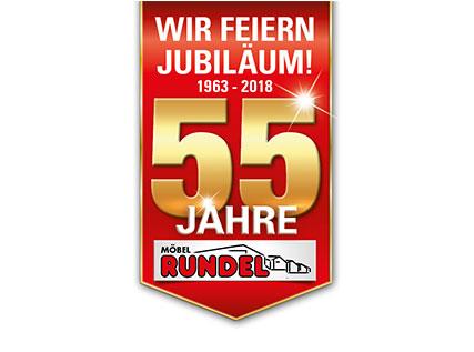 55 Jahre Möbel Rundel Wir Feiern Jubiläum Möbel Rundel