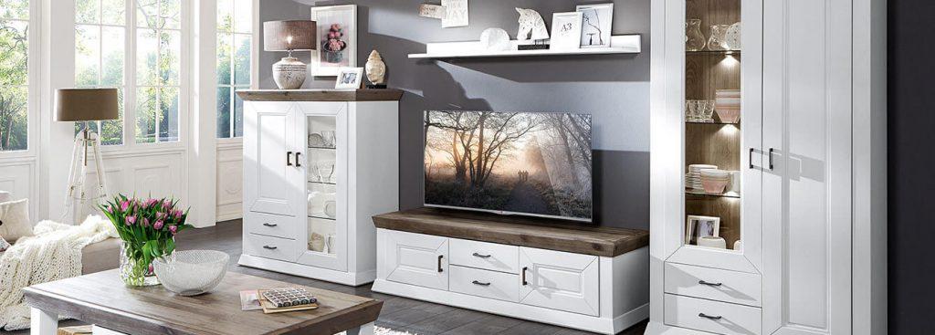 Landhausstil - Einrichten mit Liebe zum Detail » Möbel Rundel
