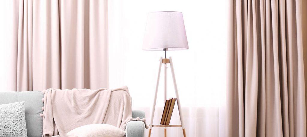 Die richtigen Gardinen für Wohnzimmer & Co. » Möbel Rundel
